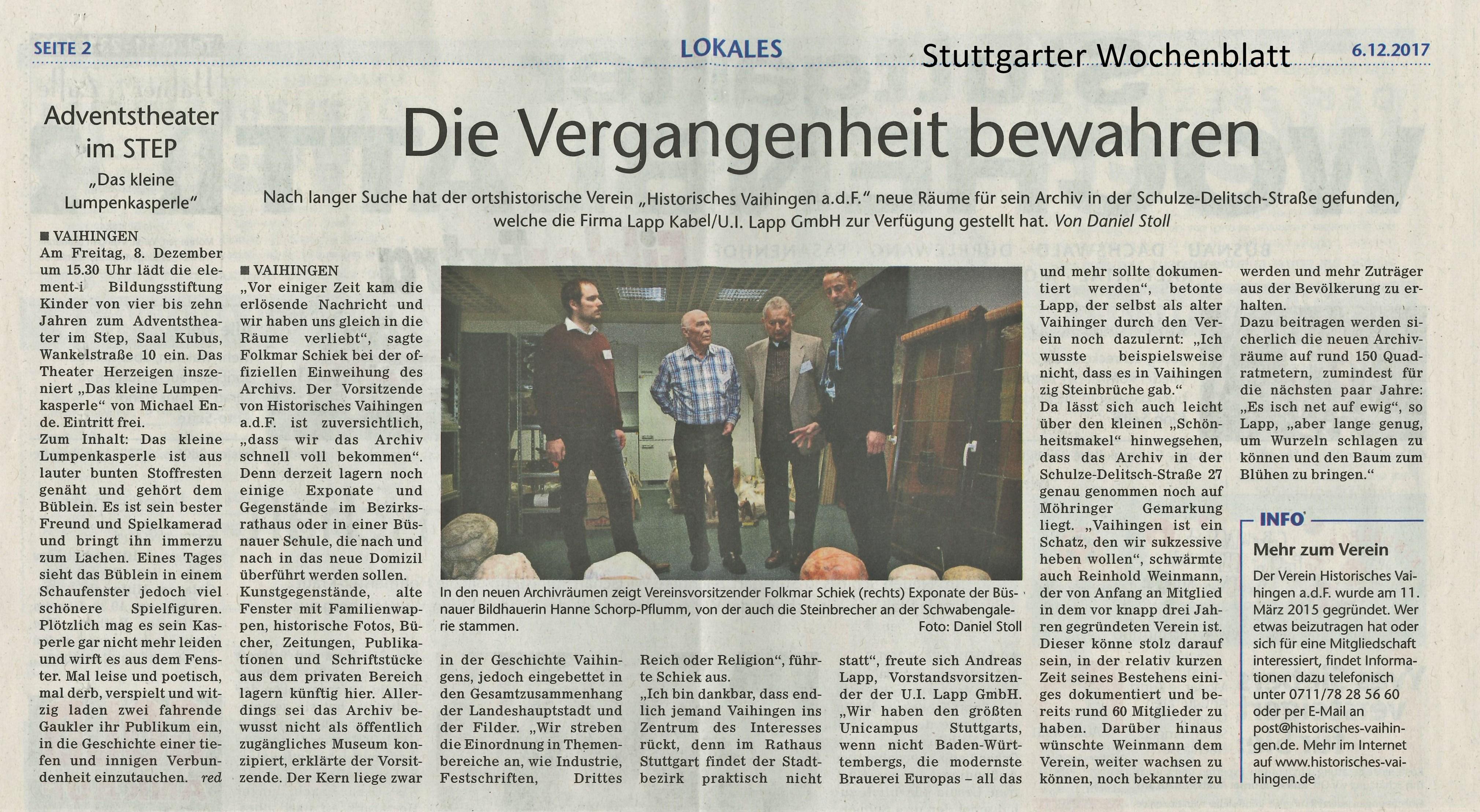 Stuttgarter wochenblatt er sucht sie